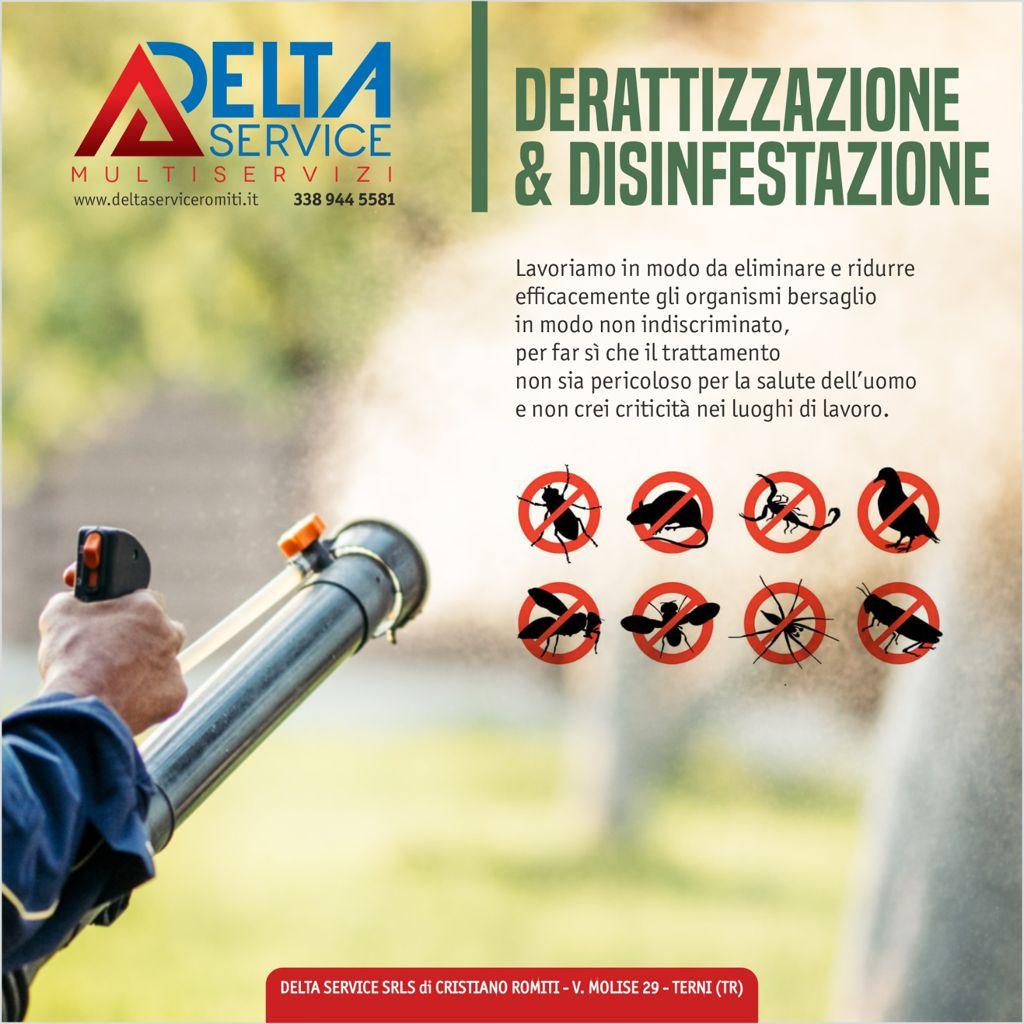 derattizzazione delta service servizi