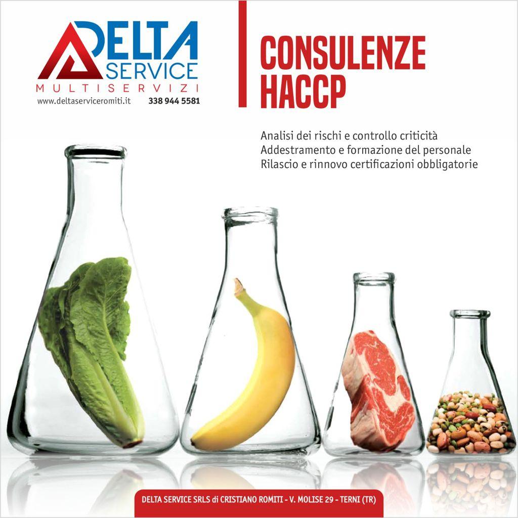 consulenza hccp aziende