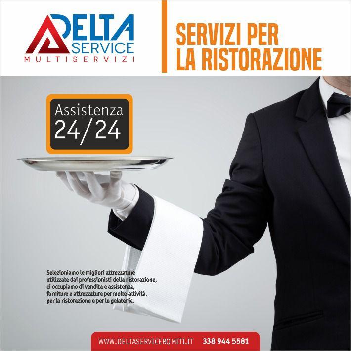 servizi per la ristorazione delta service
